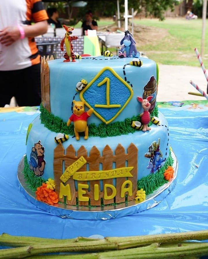 The Real Cake Baker